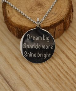 ketting iXXXi Dream big - Trendy Juweeltjes