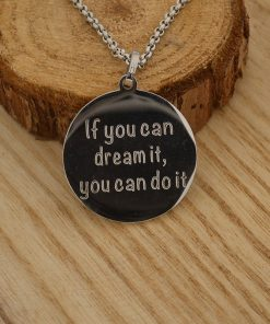 ketting iXXXi If you can dream - Trendy Juweeltjes