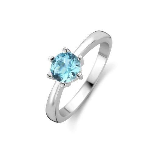 Zilveren ring New Bling 9NB-0434 - Trendy Juweeltjes