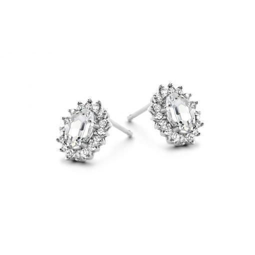 Zilveren oorbellen 9NB-0531 new bling - Trendy Juweeltjes