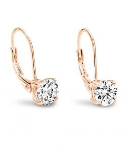 Zilveren oorbellen 9NB-0054 new bling - Trendy Juweeltjes